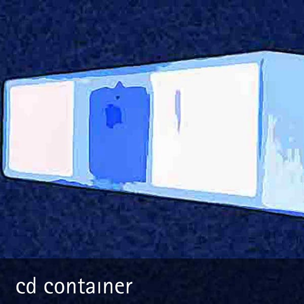 cd container